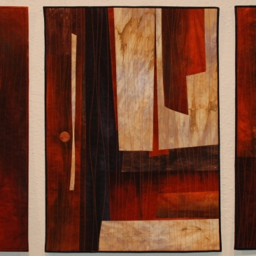 Tales from a Ghost Town I, 21''x50''
