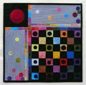 Board Game I, 16''x16''