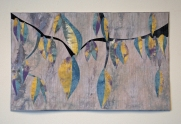 Leaves in Spring, 23''x37''