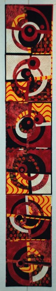 Red Jazz, 10''x60''